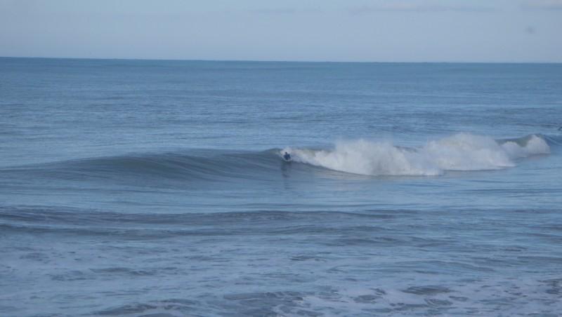Surf report Soulac - L'Amélie - France (33) 2011-11-20 14:00:00