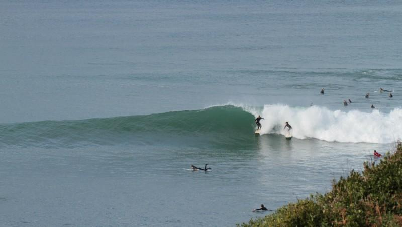 Surf report Lafiténia - France (64) 2011-11-19 12:00:00