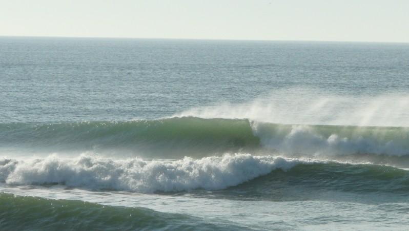 Surf report Lacanau Océan - La Nord - France (33) 2011-11-21 12:00:00