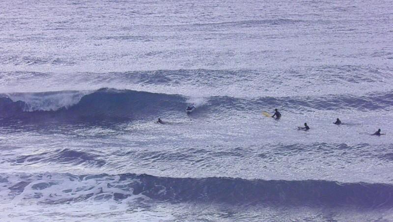 Surf report La Couronne - France (13) 2011-11-22 14:00:00