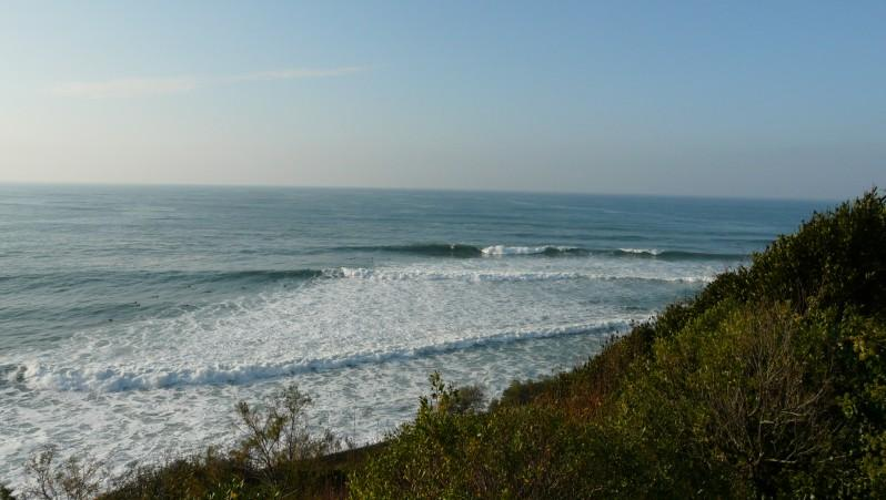 Surf report Lafiténia - France (64) 2011-11-23 12:00:00