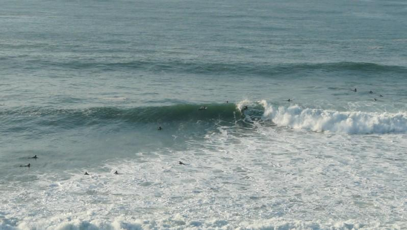 Surf report Lafiténia - France (64) 2011-11-23 12:00:00