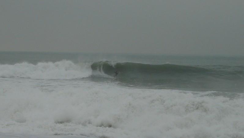 Surf report Anglet VVF - France (64) 2011-11-24 16:00:00