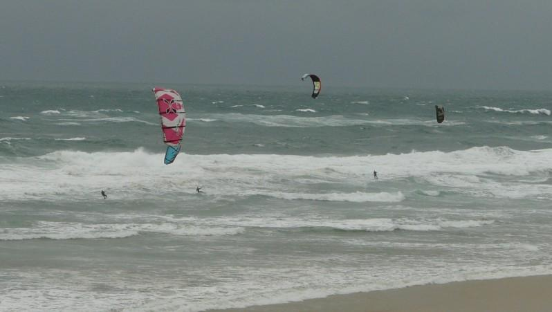 Wind report Biscarrosse Plage - France (40) 2011-12-03 15:00:00