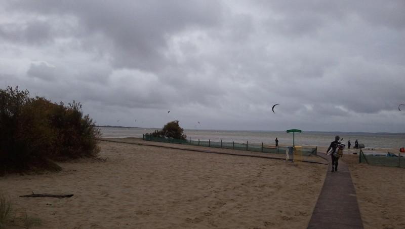 Wind report Hourtin port - France (33) 2011-12-03 13:00:00