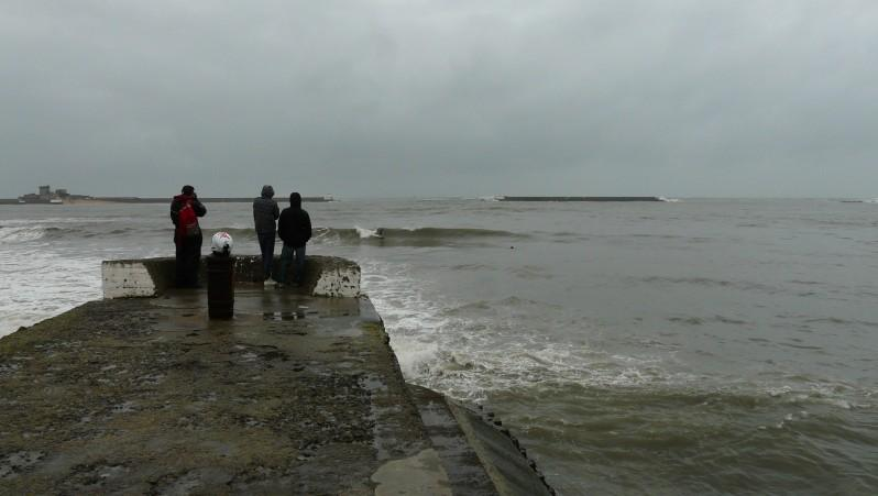 Surf report Socoa - France (64) 2011-12-14 13:00:00