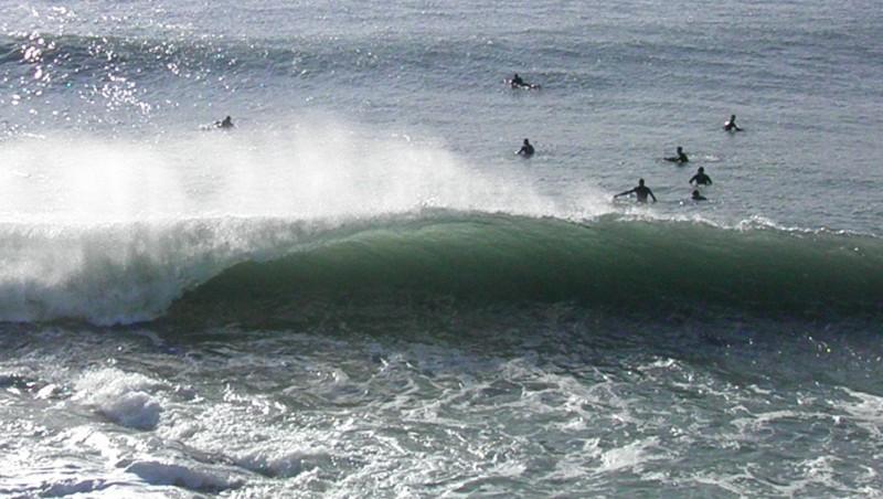Surf report La Couronne - France (13) 2011-12-17 09:00:00