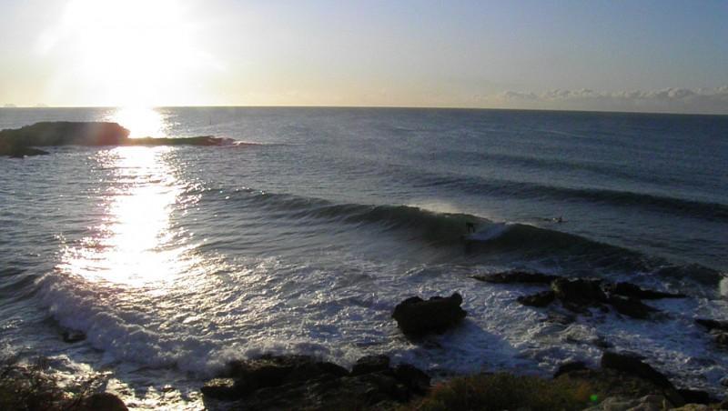Surf report L'Arquet - France (13) 2011-12-18 09:00:00
