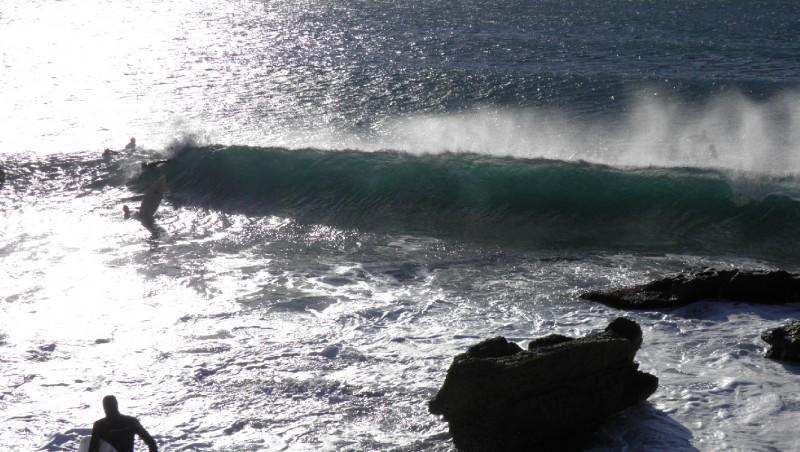 Surf report L'Arquet - France (13) 2011-12-24 07:00:00