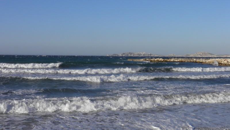 Surf report Le Prado - France (13) 2011-12-29 10:00:00