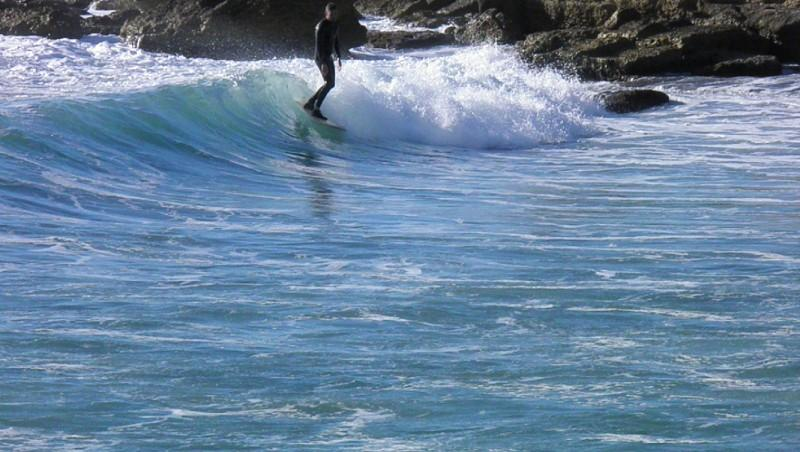 Surf report L'Arquet - France (13) 2011-12-30 11:00:00
