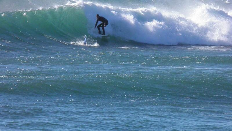 Surf report L'Arquet - France (13) 2011-12-30 11:00:00