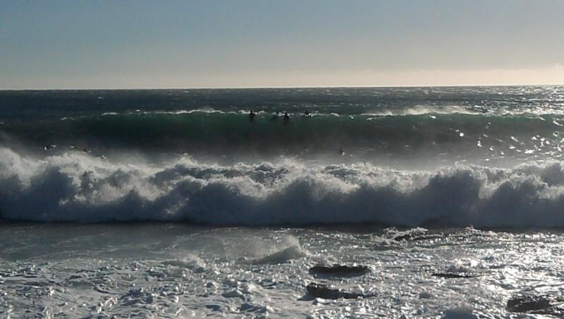 Surf report L'Arquet - France (13) 2011-12-30 10:00:00