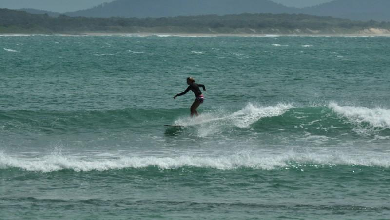 Surf report Byron Bay - The Wreck - Australie (AU) 2011-12-29 08:00:00