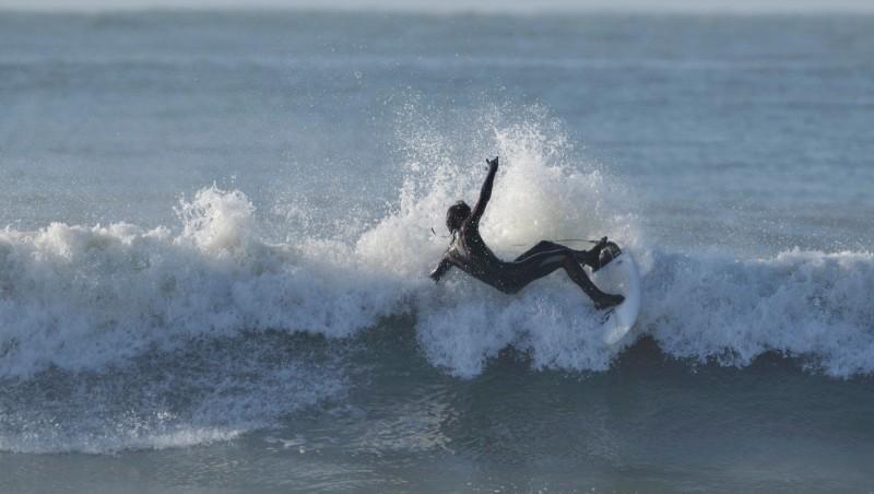 Surf report Les Sables-d'Olonne - Grande Plage - France (85) 2011-12-18 10:00:00