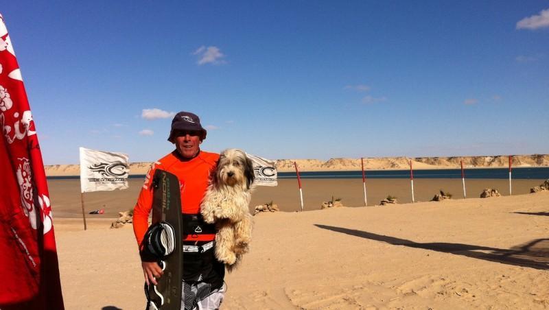 Wind report Dakhla - La Lagune - Maroc (MA) 2011-03-08 10:00:00