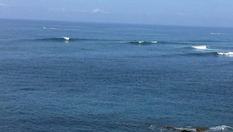Surf report Guethary Parlementia - France (64) 2011-04-24 12:31:00