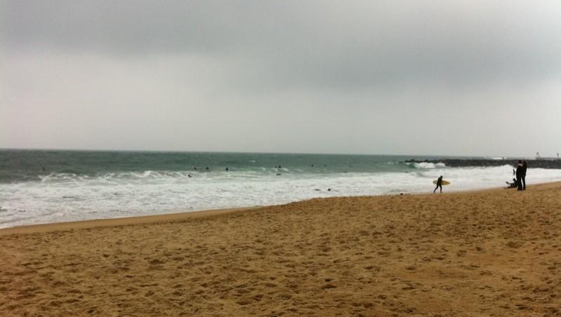 Surf report Capbreton - La Centrale - France (40) 2011-04-26 14:00:00
