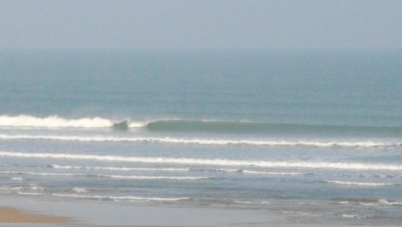 Surf report Le Trillou - France (17) 2011-04-29 08:30:00