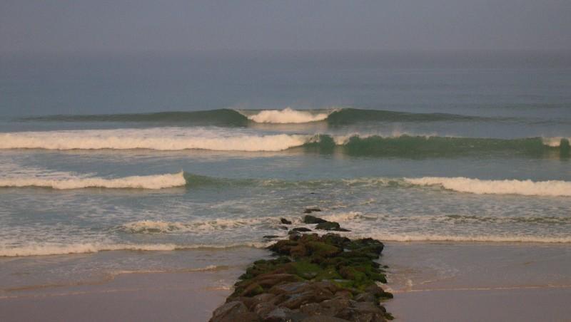 Surf report Lacanau Océan - La Nord - France (33) 2011-05-02 07:10:00