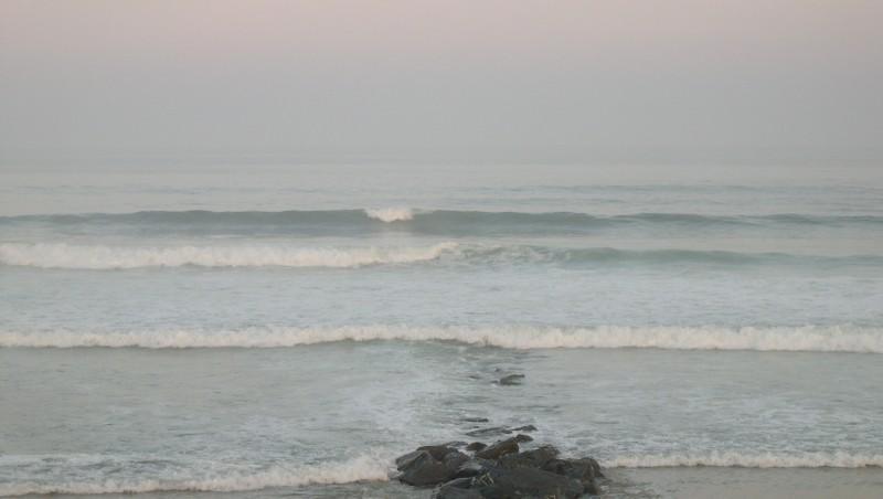 Surf report Lacanau Océan - La Nord - France (33) 2011-05-05 07:30:00