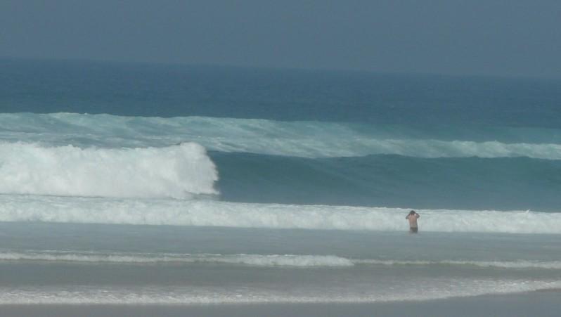 Surf report Mimizan - Plage Garluche - France (40) 2011-05-05 14:30:00