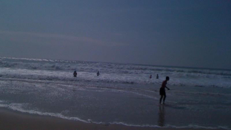 Surf report Biscarrosse Plage - France (40) 2011-05-05 16:00:00