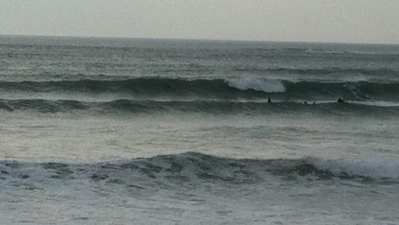 Surf report Plage des Dunes - France (85) 2011-05-06 18:15:00