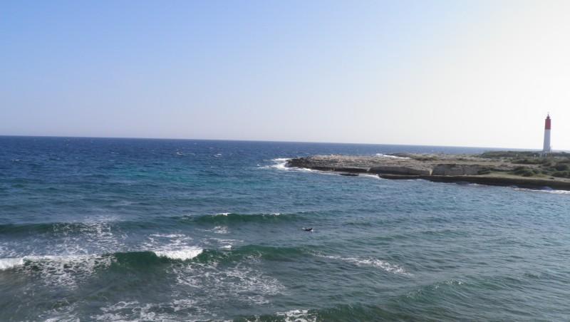 Surf report La Couronne - France (13) 2011-05-06 18:00:00