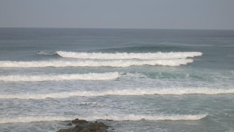 Surf report Lacanau Océan - La Nord - France (33) 2011-05-07 08:30:00
