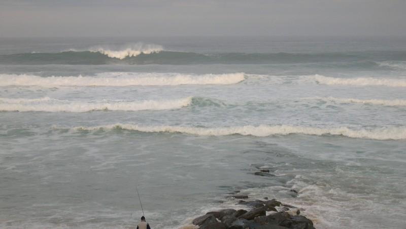 Surf report Lacanau Océan - La Nord - France (33) 2011-05-09 08:00:00