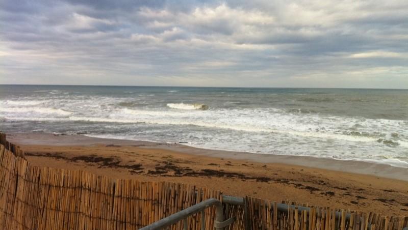 Surf report La Sauzaie - France (85) 2011-05-09 08:51:00