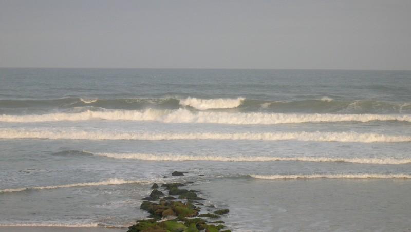 Surf report Lacanau Océan - La Nord - France (33) 2011-05-10 08:00:00
