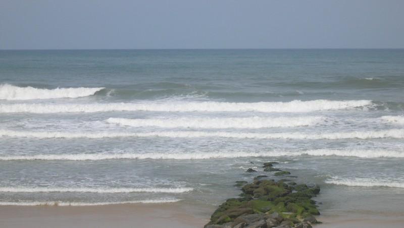 Surf report Lacanau Océan - La Nord - France (33) 2011-05-10 12:30:00