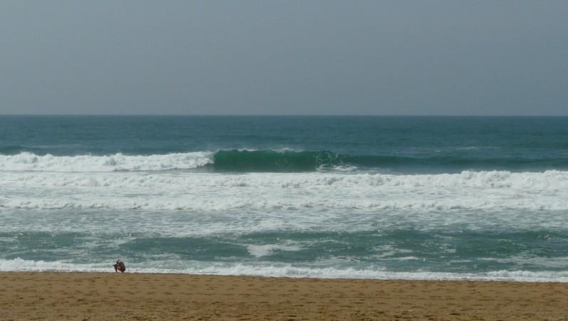 Surf report Anglet VVF - France (64) 2011-05-10 15:30:00