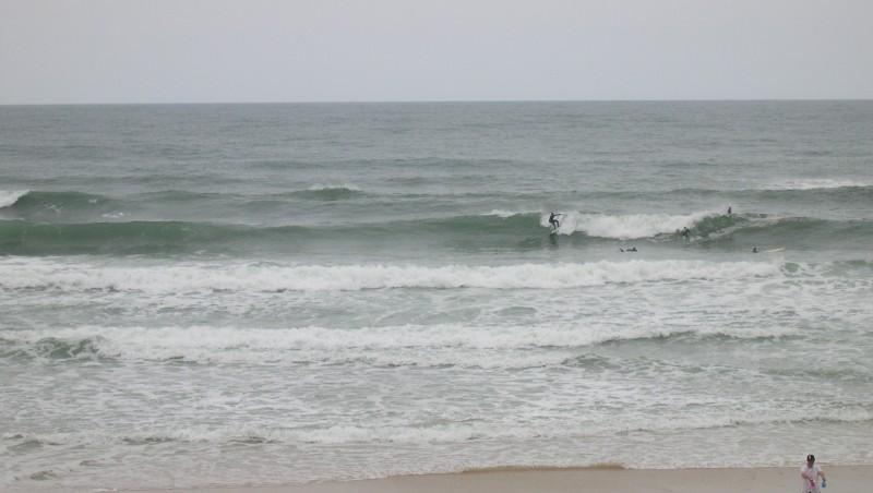 Surf report Lacanau Océan - La Nord - France (33) 2011-05-12 12:00:00