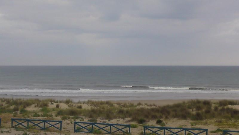 Surf report Lacanau Océan - La Nord - France (33) 2011-05-13 08:00:00