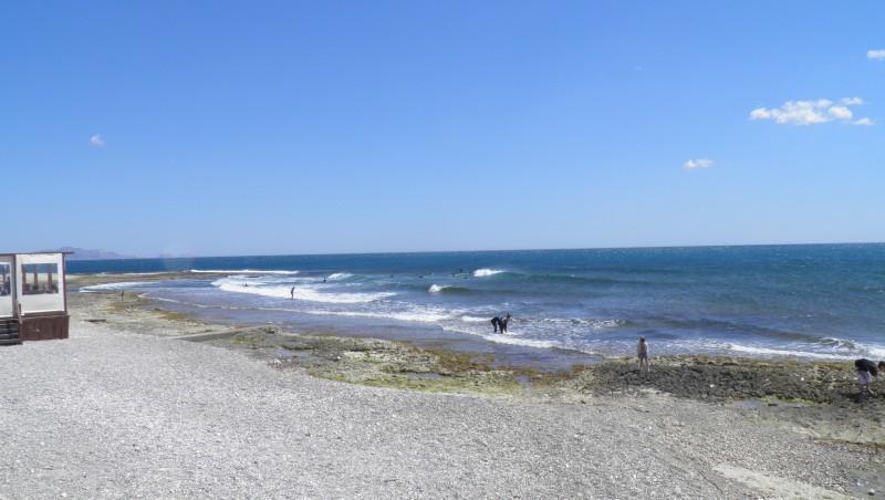 Surf report Sausset-les-Pins - L'Hermitage - France (13) 2011-05-15 14:20:00