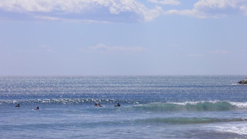 Surf report Sausset les Pins - Plage du Port - France (13) 2011-05-15 14:30:00