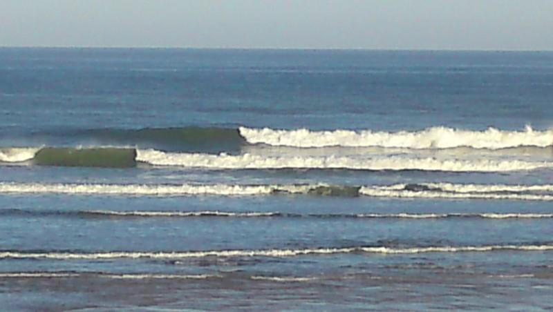 Surf report Lacanau Océan - La Nord - France (33) 2011-05-16 08:00:00