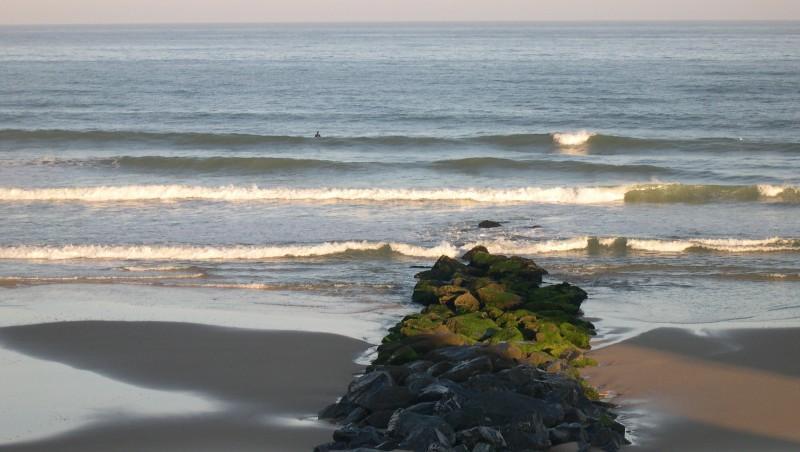 Surf report Lacanau Océan - La Nord - France (33) 2011-05-17 08:00:00