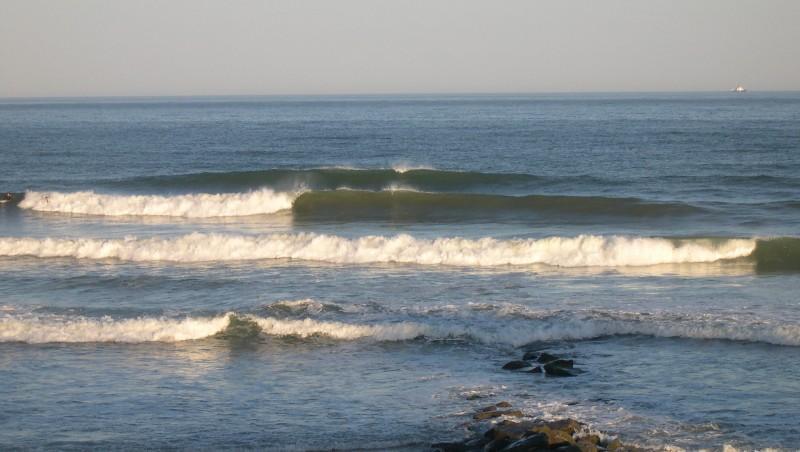Surf report Lacanau Océan - La Nord - France (33) 2011-05-18 07:30:00