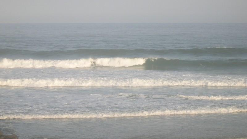 Surf report Lacanau Océan - La Nord - France (33) 2011-05-21 08:00:00
