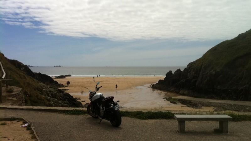 Surf report Petit Minou - France (29) 2011-05-21 15:00:00