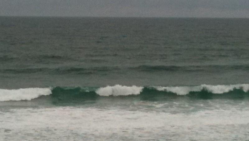 Surf report Mimizan - Plage Garluche - France (40) 2011-05-22 09:00:00