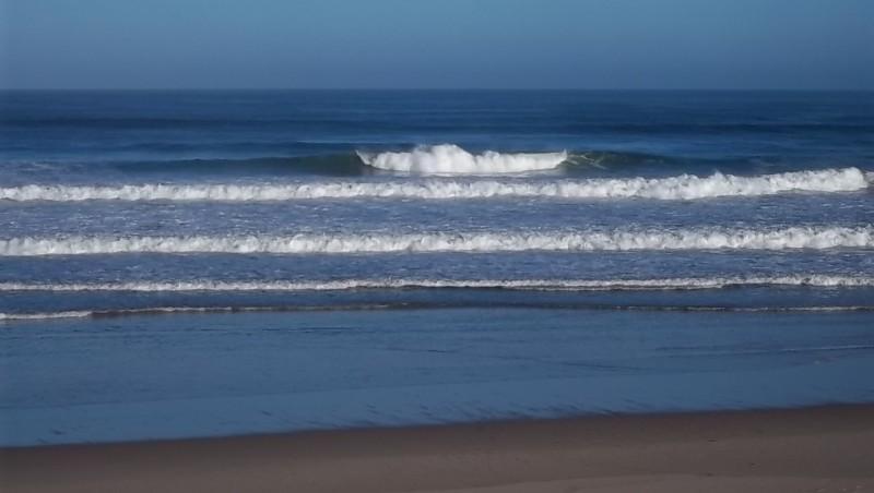 Surf report Lacanau Océan - La Nord - France (33) 2011-05-23 08:00:00