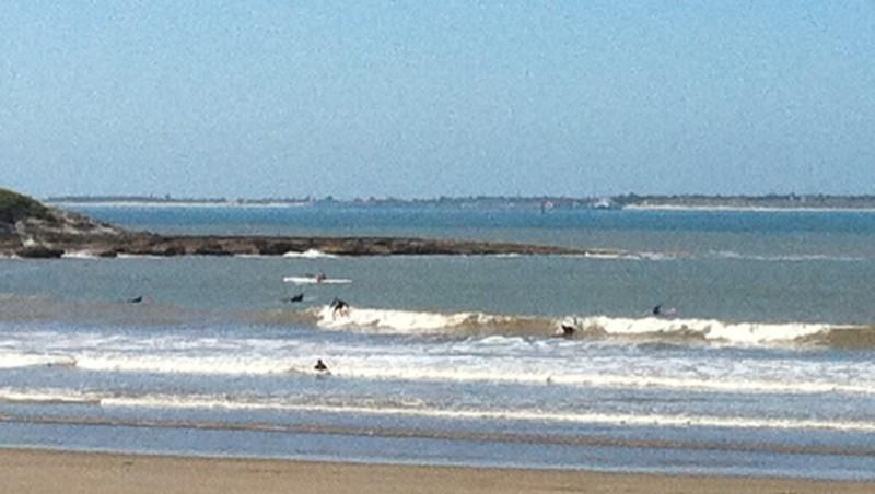 Surf report Royan - Pontaillac - France (17) 2011-05-23 10:57:00