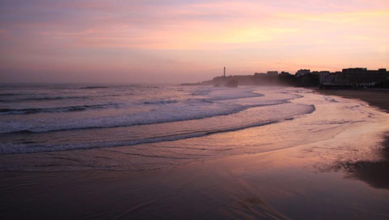 Surf report Biarritz - Grande Plage - France (64) 2011-05-25 06:15:00