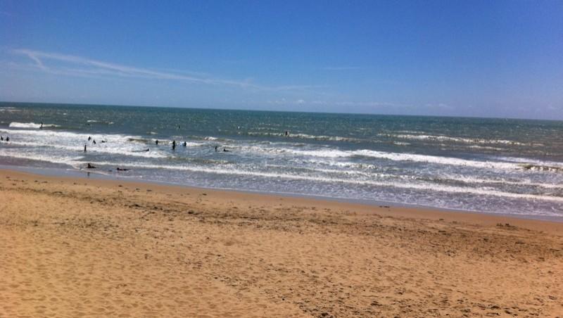 Surf report Les Sables-d'Olonne - Grande Plage - France (85) 2011-05-27 15:06:00