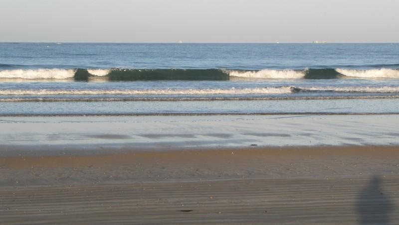 Surf report Sainte Barbe - France (56) 2011-06-01 07:25:00